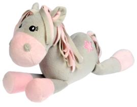 "Knuffel Paard ""White Star"""