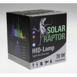 Solar Raptor UVB HID 70W Flood