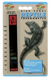 Zoo med High Range Reptile Thermometer (LCD)