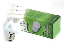 Reptech Spiral Lamp 5.0 UVB