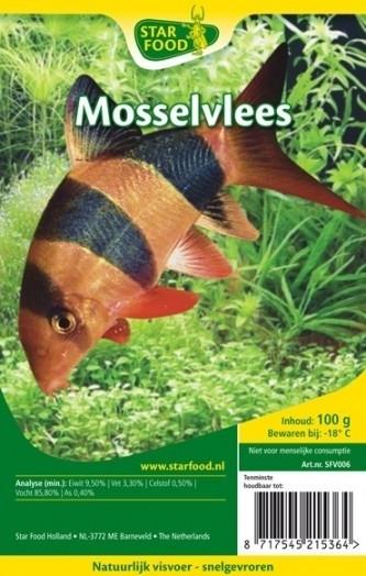 Mosselvlees