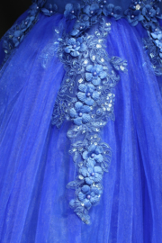 Kathleen koningsblauw