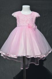 Lichtroze jurk Alexia