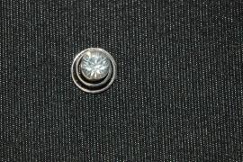 Curlie strass zilver