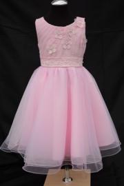 Lichtroze jurk Rosanne