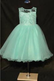 Mint jurk Estelle
