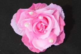 Parel haarbloem licht roze