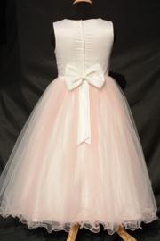 Blush jurk Olivia