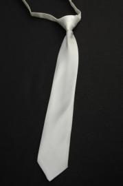 Ivoorwitte stropdas