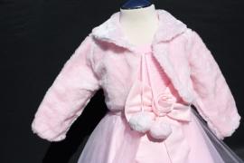 Baby bolero Lisa licht roze