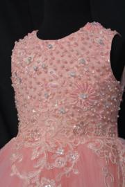 Zalm jurk Miray