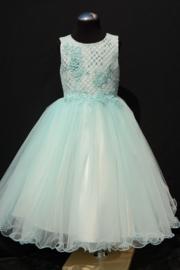 Mint jurk Olivia