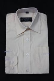 Overhemd ivoorwit