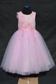 Lichtroze jurk Amore