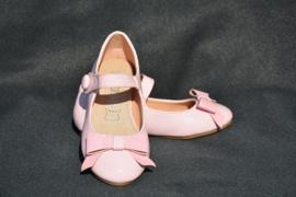 Lichtroze ballerina