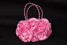 Rozen tasje roze