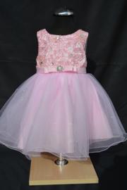 Lichtroze jurk Rosa
