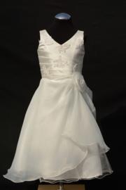 Ivoorwitte jurk Jade