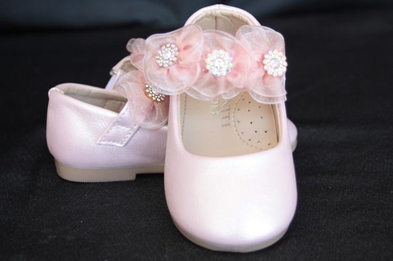 Bloemen ballerina blush