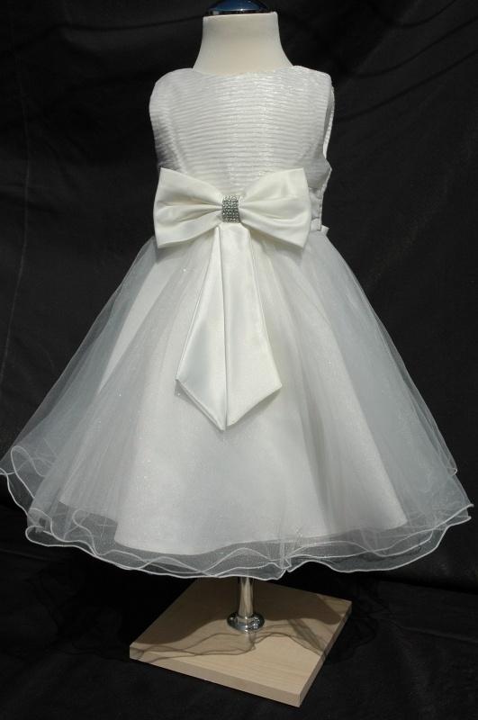 Ivoorwitte jurk Kelly