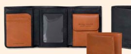 Portemonnee Leer Bruin | Stanley Tools