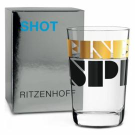 Shotje, Shotglas, borrelglas | Ritzenhoff Next | Justus Oehler