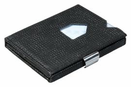 Exentri portemonnee - Zwart Mozaïek