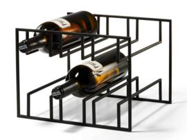 Wijnrek CUBO voor 6 flessen | Philippi Design