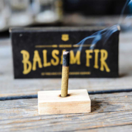 Wierookstokjes met houder – Balsam Fir | Izola NYC
