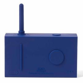 FM Radio / Bluetooth Speaker TYKHO 3 Dark Blue LA119DB9 | LEXON