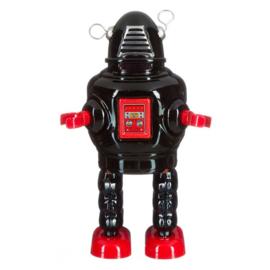 Robot Robby Planet - Zwart Tin Toy 13 cm – St. John MRX