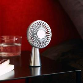 Ventilator Draagbaar Portable Wireless Fan LL134 Alu    LEXON Design