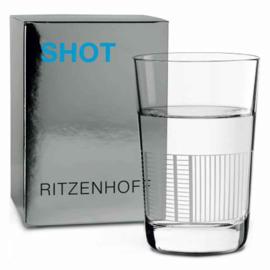 Shotje, Shotglas, borrelglas | Ritzenhoff Next | Piero Lissoni