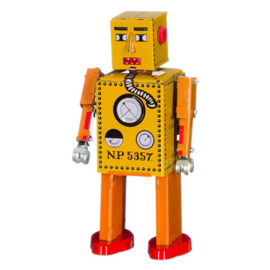 Robot Lilliput Tin Toy 13 cm – St. John MRX