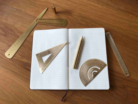 Briefopener - messing | Izola NYC
