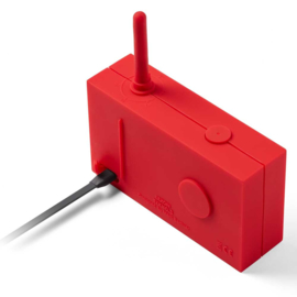 FM Radio / Bluetooth Speaker TYKHO 3 Red LA119R9   LEXON