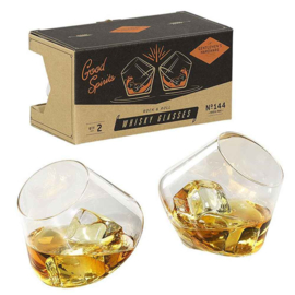Whiskey Glazen set | Gentlemen's Hardware