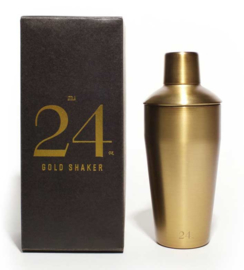 Cocktail Shaker Gold - RVS | Izola NYC