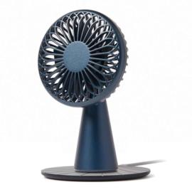 Ventilator Draagbaar Portable Wireless Fan LL13B Blue    LEXON Design