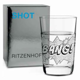Shotje, Shotglas, borrelglas | Ritzenhoff Next | Sieger Design