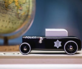 Candylab Toys | Outlaw Sheriff - houten politieauto