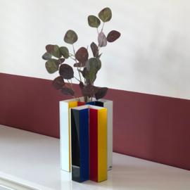 Vaas Line-Up 2 in 1 Gekleurd Glas | MoMA