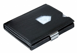 Exentri portemonnee - Zwart