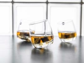 Whiskey glazen, 6-pack   Sagaform