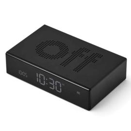 Flip Premium Omkeerbare LCD Wekker LR152N | LEXON