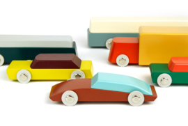 Ikonic Toys Duotone Cars 6-delig