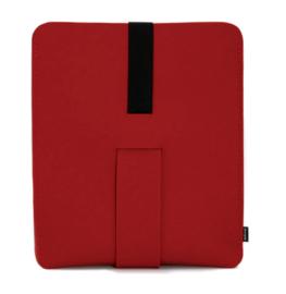 Babuschka iPad / Tablet Hoes Vilt - Rood