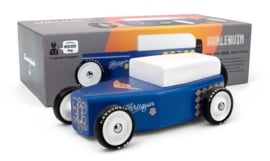 Candylab Toys | Outlaw Harlequin - houten raceauto