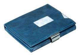Exentri portemonnee - Blauw