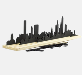 Woondecoratie Shaped of New York | BeaMalevich